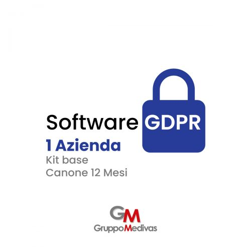 GDPR Software 1 Azienda - kit base