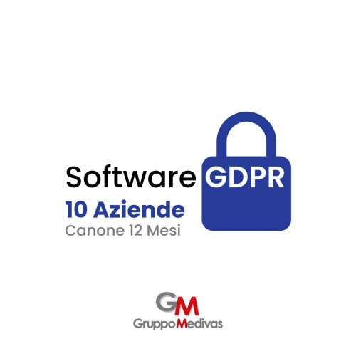 GDPR Software 10 Aziende
