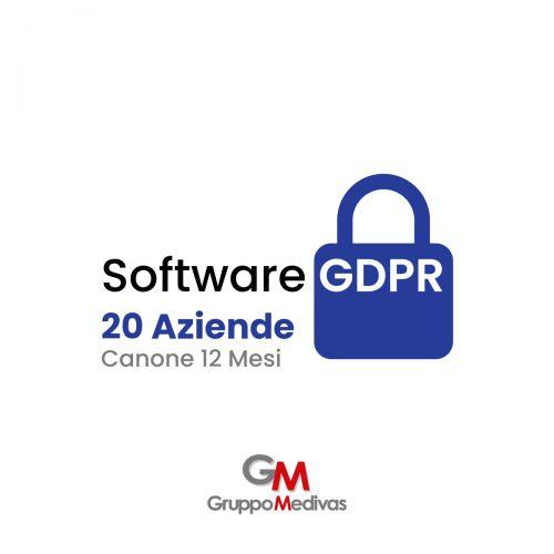 GDPR Software 20 Aziende